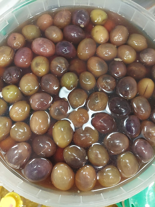 Albanian Olives. ( 🇦🇱 ullinj Berati 7 kg)