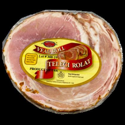 BROTHER AND SISTER Deli Teleci Rolat [Veal Roll] 1lb, 1.3lb, 1.5 lb.
