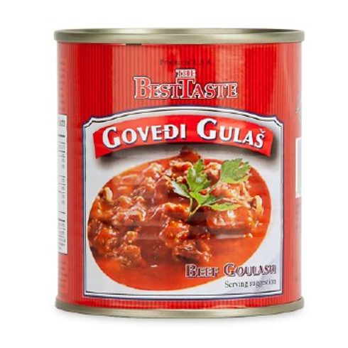Brother And Sister Best Taste Beef Goulash 300g