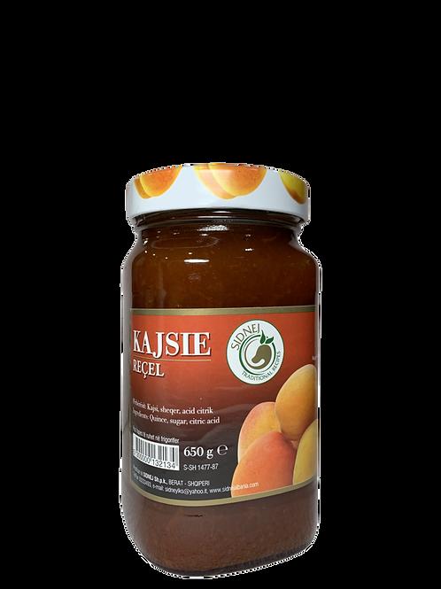 Sidnej Apricot Jam 650 gr jar