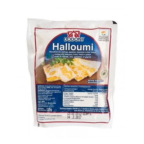 Halloumi Cheese Gold Sheep's Milk 225g vac pack