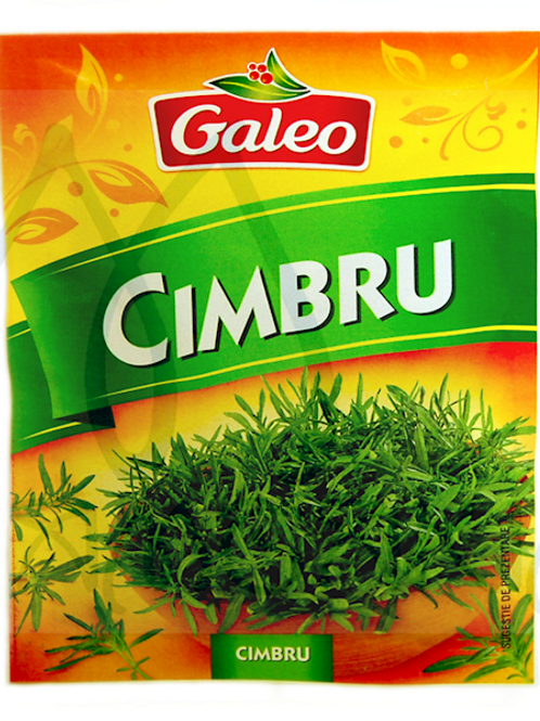 VEGETABLE SPICES THYME LEAF (CIMBRU) 10G