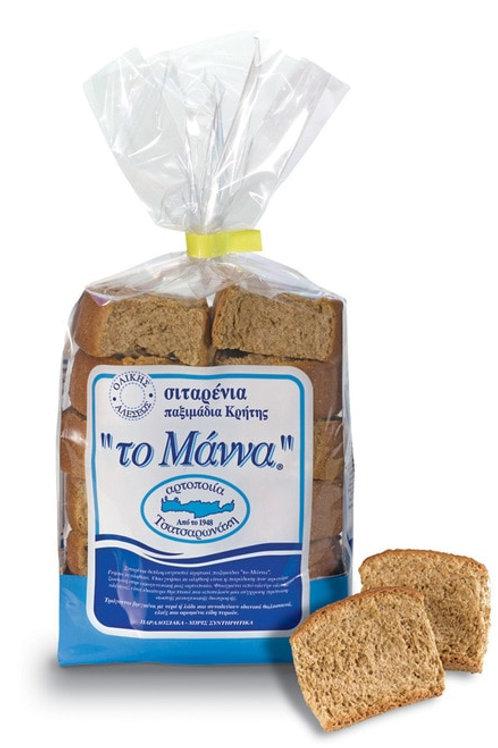 Tsatsaronakis cretan wheat rusks 600 g