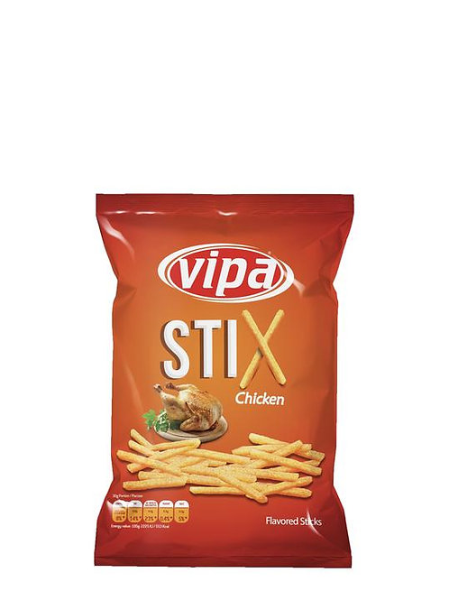 Vipa Chicken Flavour Sticks 75 g