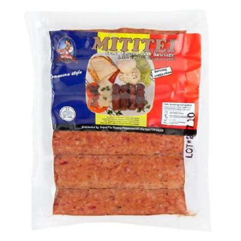 Todoric Romanian Mititei Sausage Approx 2 Lbs