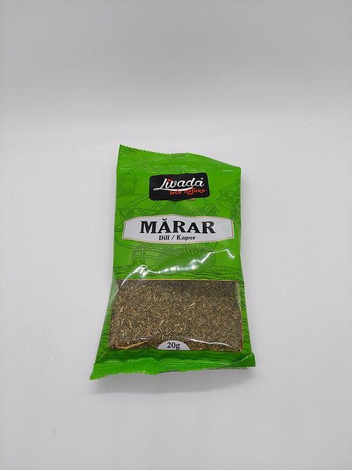 Dill (🇷🇴 Marar) 20 g
