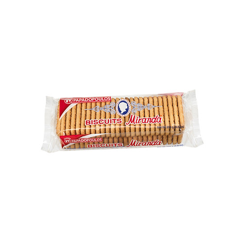 Miranda biscuits 250g