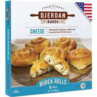 DJERDAN Burek with cheese 780g box