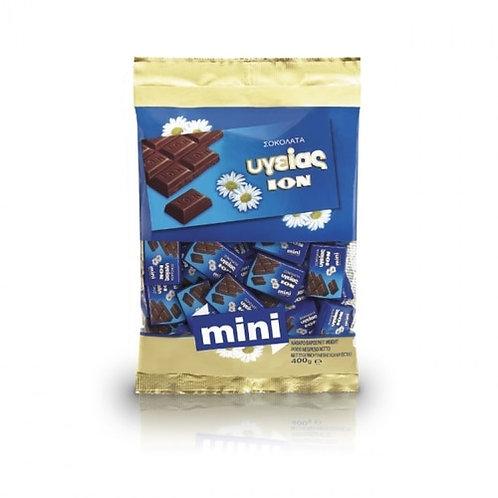 Ion mini dark chocolate 400g bags