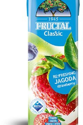Fructal Classic Strawberry Juice 1.5L