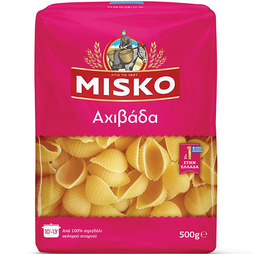 MISKO Shells 500g bag