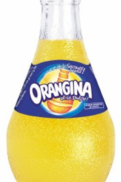 Orangina Orange Soft Drink 250ml
