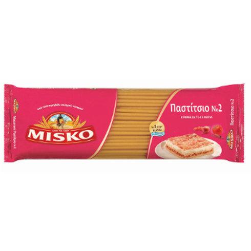 MISKO #2 Macaroni (Pastitso) 500g bag