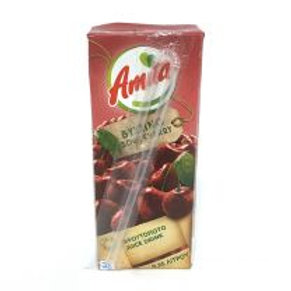 AMITA Sour Cherry Juice 250ml tetra pak