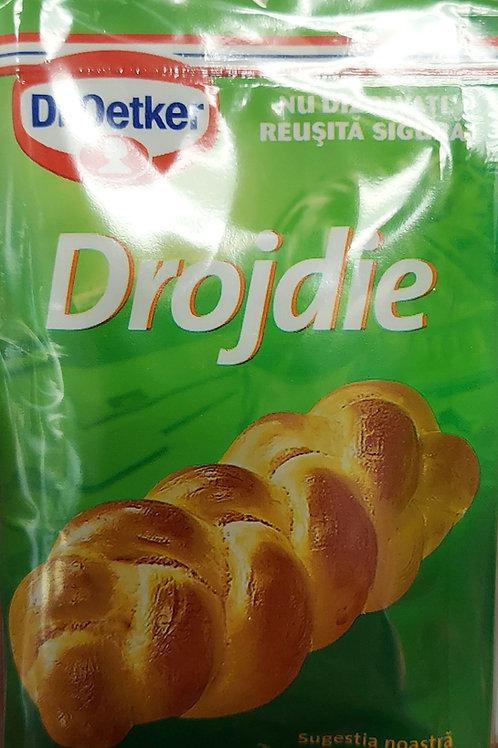 Drojdie 3x7 g