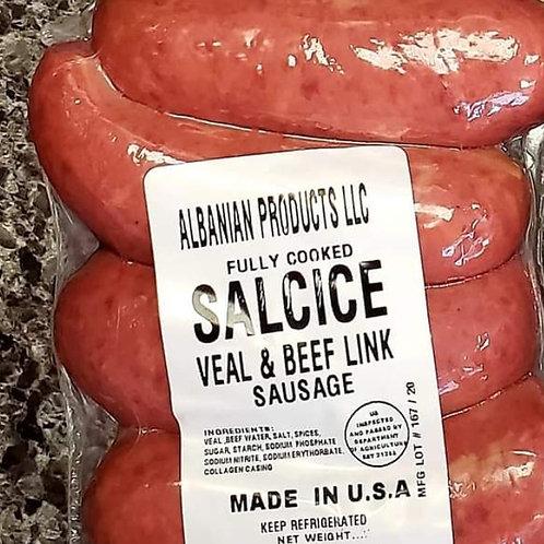 Veal Sausage 1.4 lb