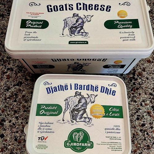 Gjirofarma Goat Feta Cheese 900 gr/2 kg