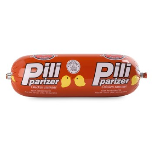 Brother And Sister PILI Chicken Bologna Pileci Parizer 1lb