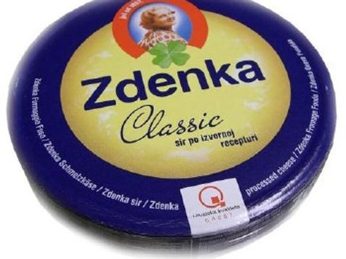 Zdenka Classic Spreadable Cheese Triangles 140g