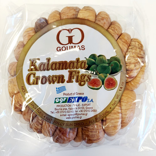 Kalamata crown figs 14 oz