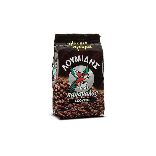 Loumidis dark coffee 3.5 oz