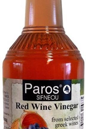 Red wine vinegar paros 500 ml