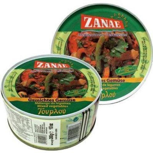 ZANAE Mixed Vegetables 280g tin