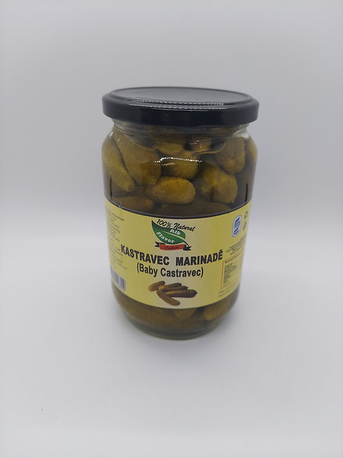 Gherkins pickle 800g, 1.8kg