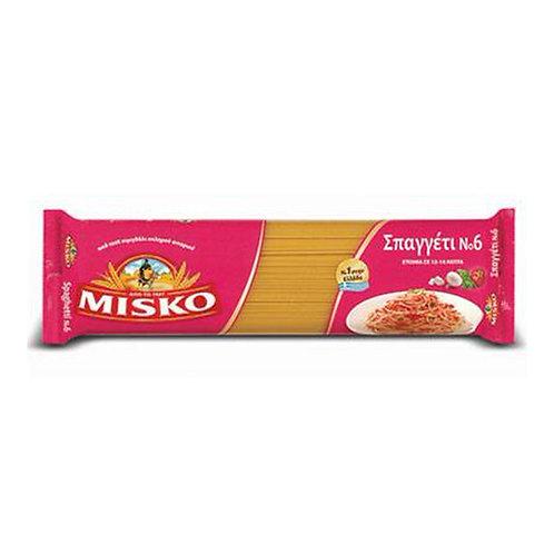 MISKO #6 Macaroni 500g bag