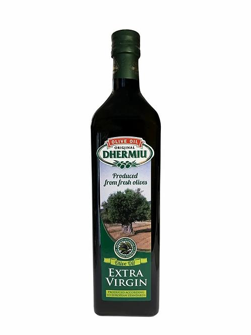 Dhermiu Premium Extra Virgin Olive Oil 1L