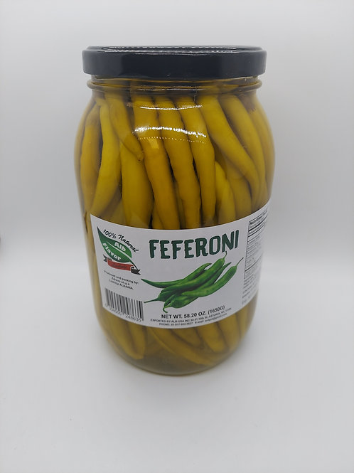 Alb Flavor Feferoni 1650g jar