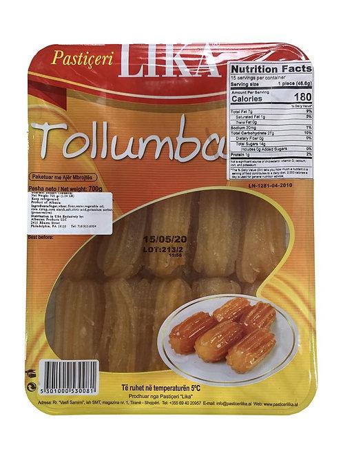 Pastiçeri Lika Tollumba 700 gr