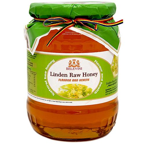 Linden Raw Honey 950 g