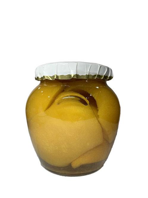 Sidnej Peach Compote 550 gr jar