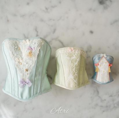 multi size corset