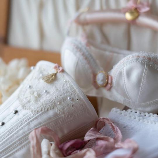 Dollfiedream size corset dress set