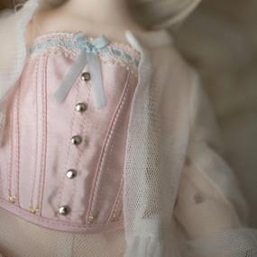 kumako size corset