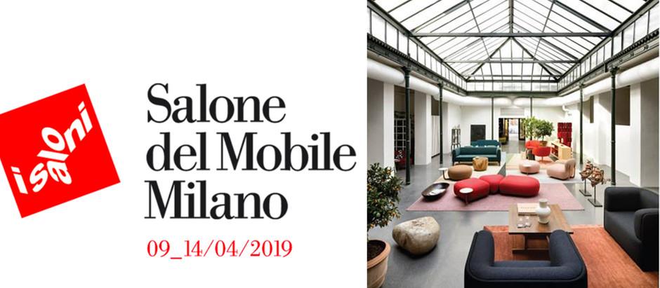 Workspaces 3.0, Salone del Mobile, Milano