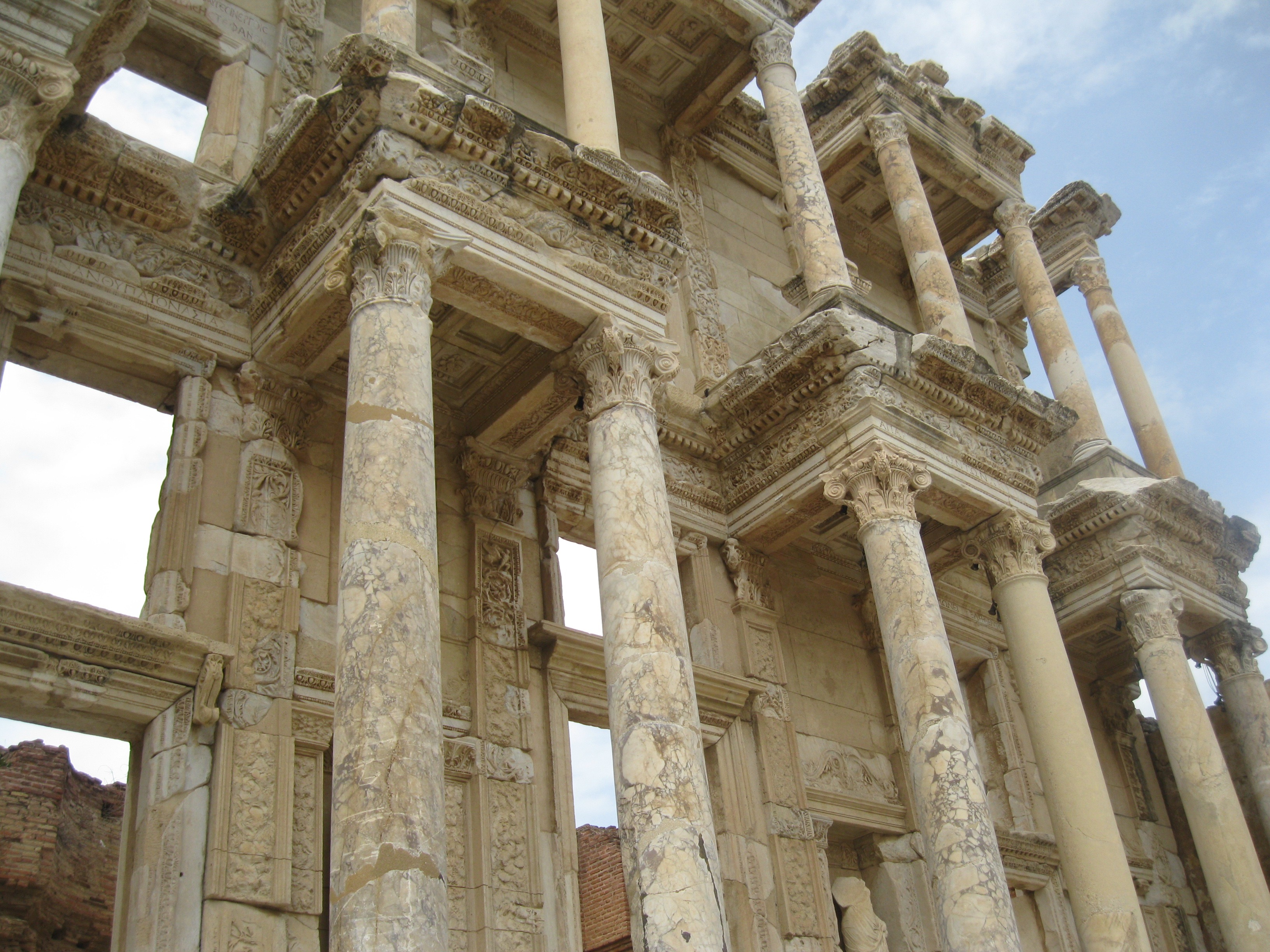 Temple Ruins Turkey