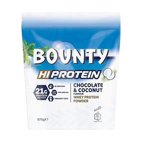 Bounty Protein shake 875g