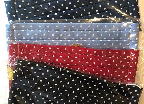 Polka Dots (various colors)