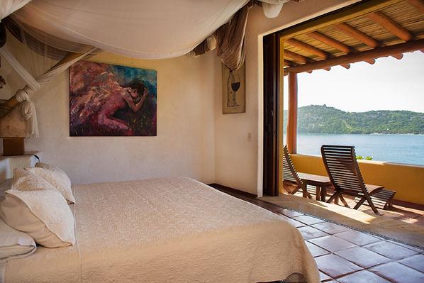 oceano room villa encantada zihuatanejo mexico