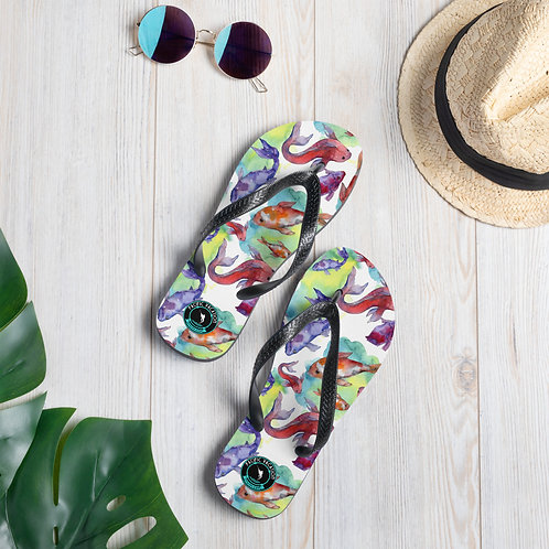 Coy About It Off the Playa Flip-Flops