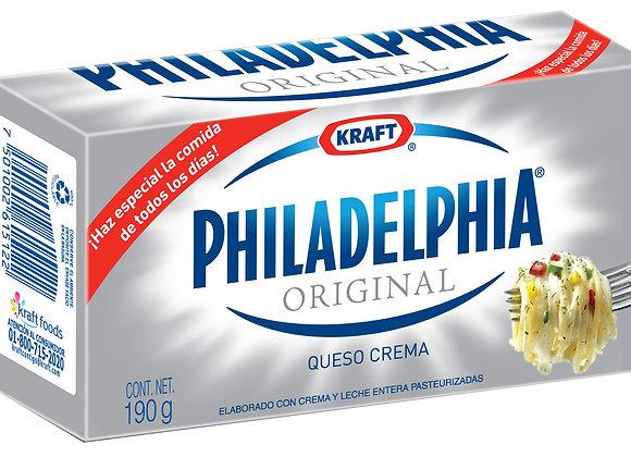 Philadelphia Cream Cheese Original 190 g