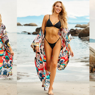 Kimonos: A Travel Essential from the Plane to the Beach and Everywhere in Between | StayPV.com