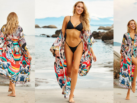 Kimonos: A Travel Essential from the Plane to the Beach and Everywhere in Between   StayPV.com