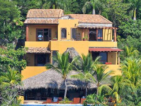Villa Encantada, Zihuatanejo, Mexico