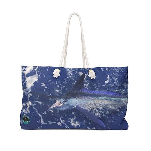 Blue Marlin La Ropa Beach Bag