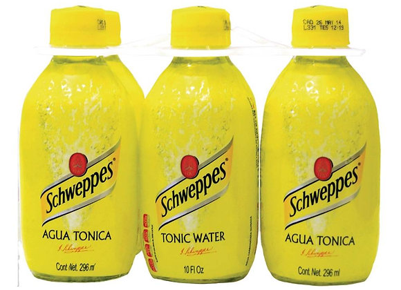 Schweppes Tonic Water 6 Pack