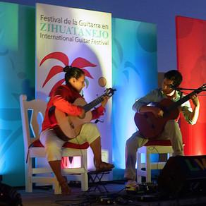 Zihuatanejo International Guitar Festival March 2 – March 8 2019